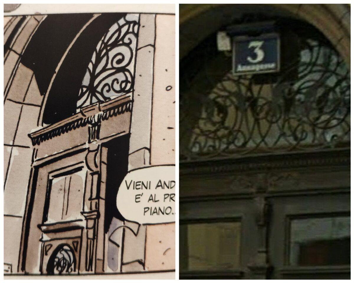 Mio caro fumetto... - Il n. 3 di Annegasse a Vienna