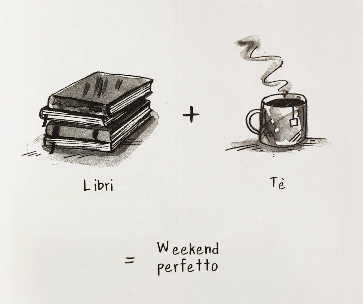 Mio caro fumetto... - Il weekend di chi ama i libri e il tè