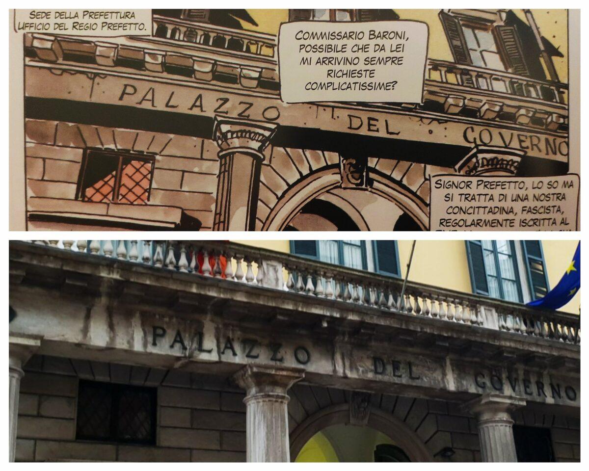 Mio caro fumetto... - La Prefettura di Milano