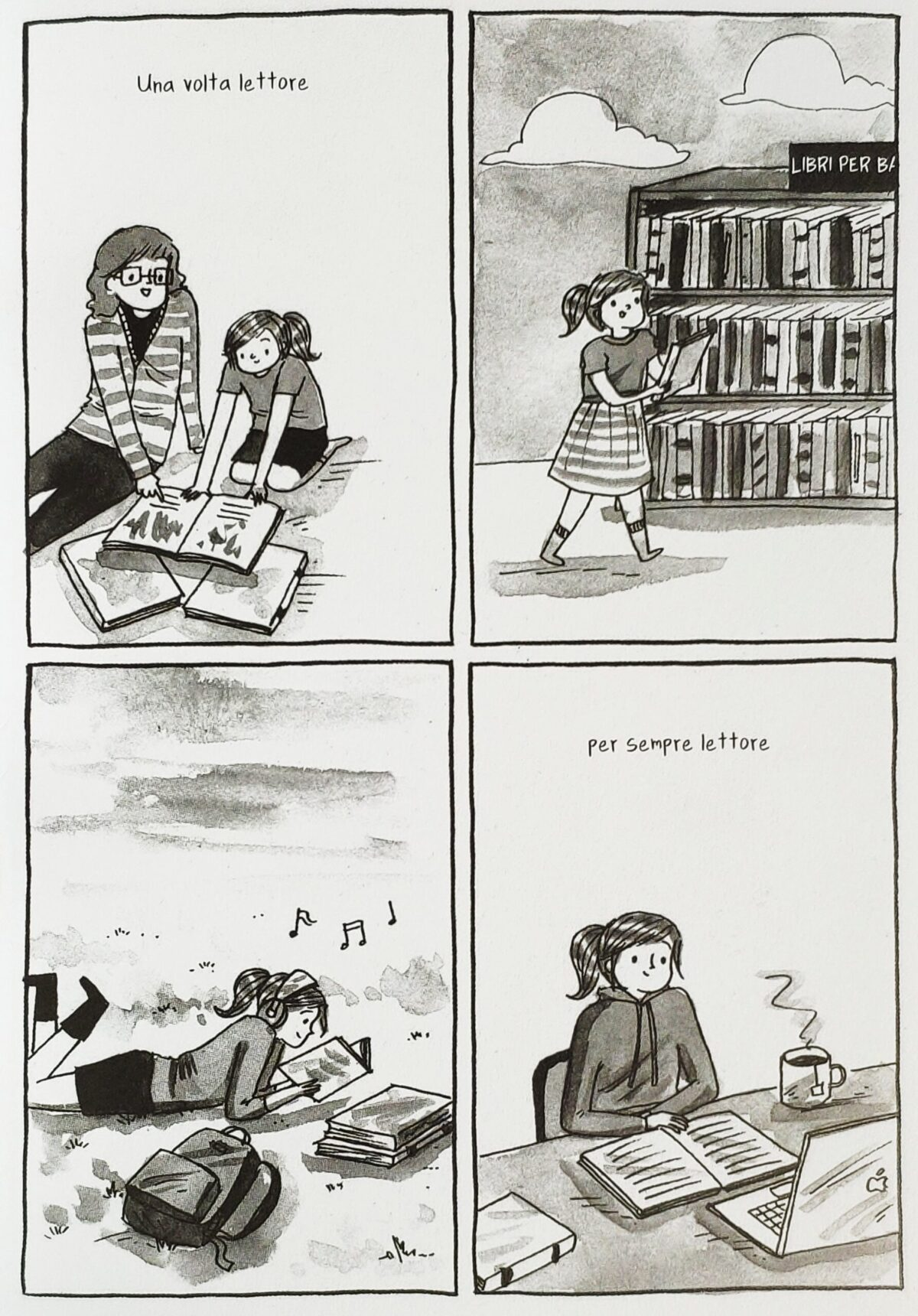 Mio caro fumetto... - Un lettore è per sempre un lettore