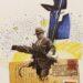 Mio caro fumetto... - Benito Mussolini lavora alla trebbiatura nei campi