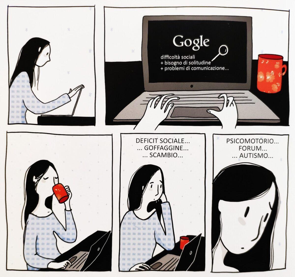 Mio caro fumetto... - Cercare risposte in internet