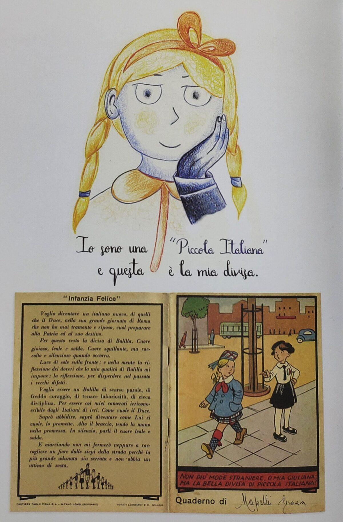 Mio caro fumetto... Graziella Mapelli è una Piccola Italiana