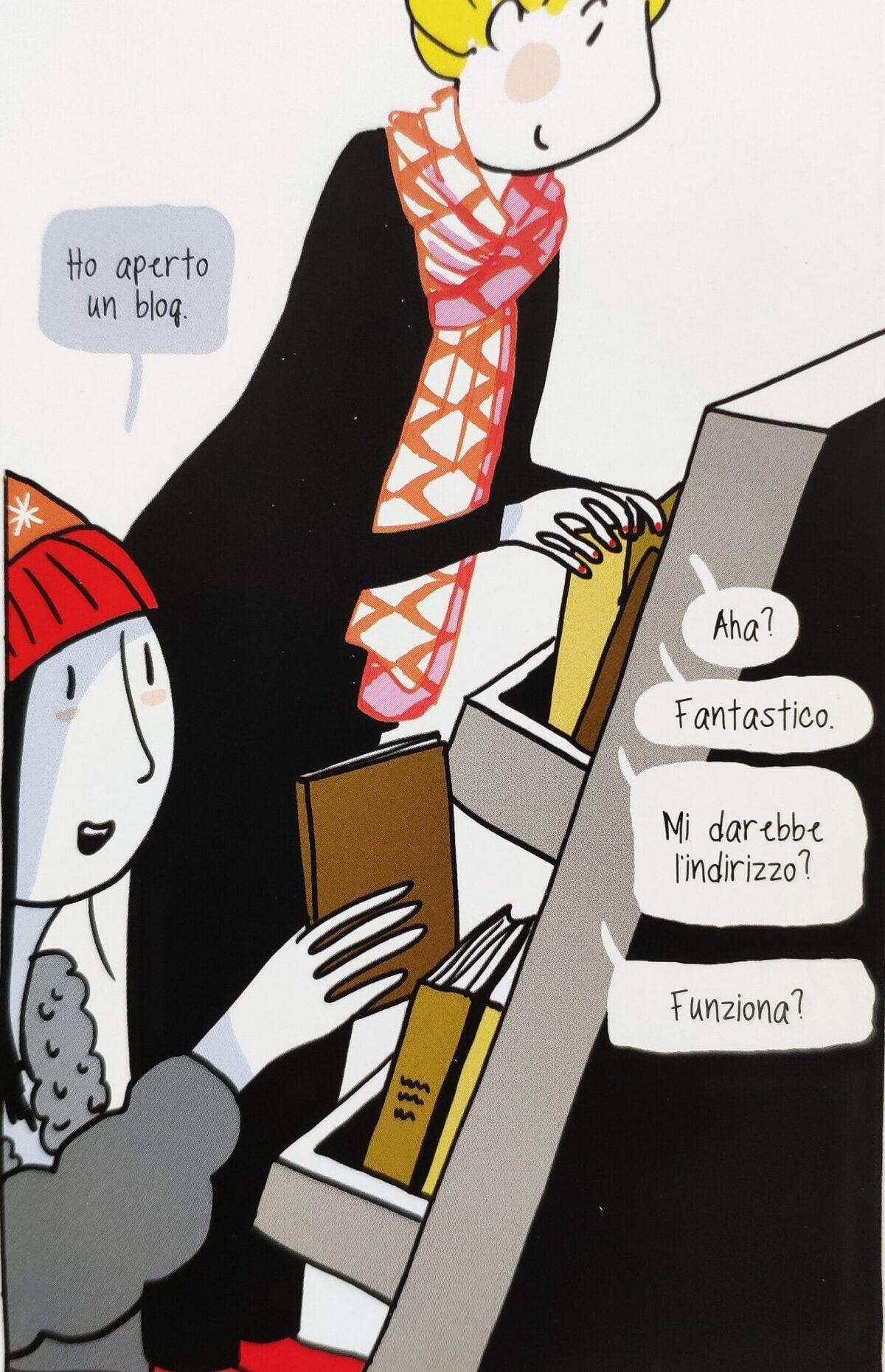 Mio caro fumetto... - Julie Dachez, alias Marguerite, e la nascita del suo blog