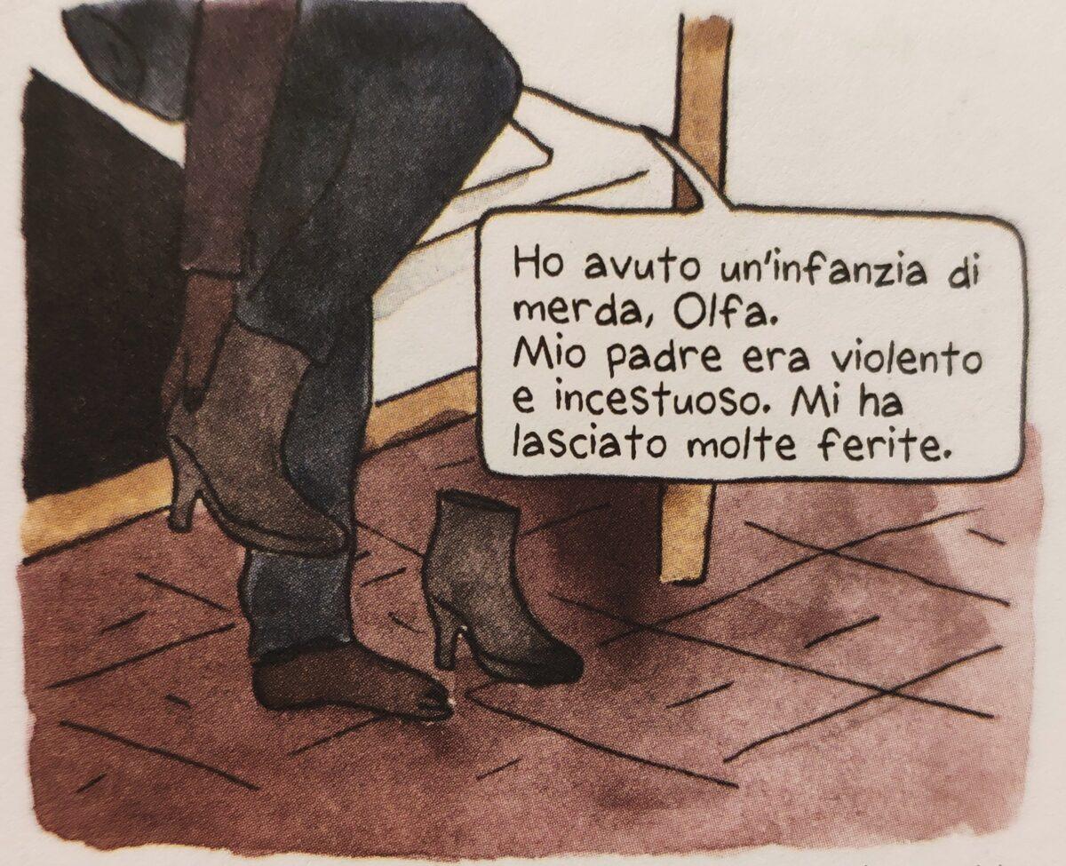 Mio caro fumetto... - Violenza e abusi nell'infanzia di Valérie Zézé