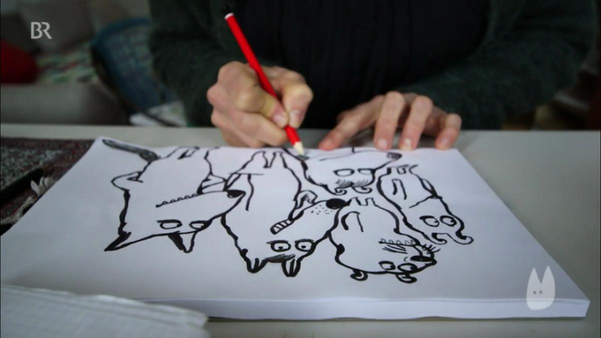 Mio caro fumetto... - Nadia Budde disegna a mano