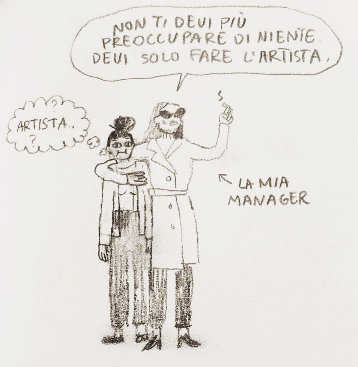 Mio caro fumetto... - Kalina Muhova e Chiara Palmieri
