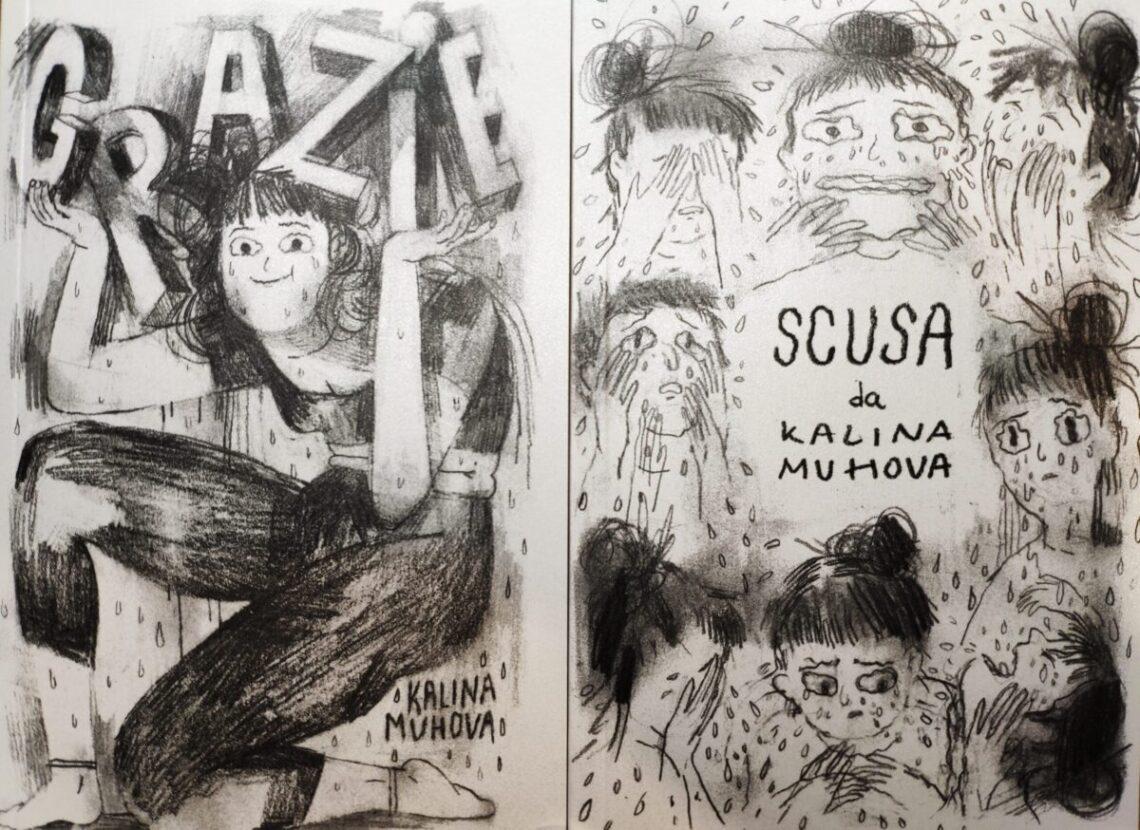 Mio caro fumetto.... - Grazie e Scusa di Kalina Muhova