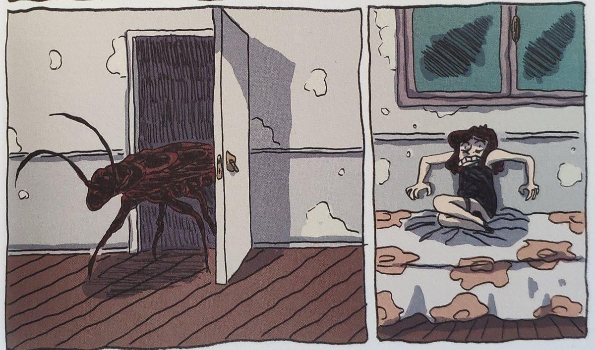 Mio caro fumetto... - Vivere in casa nel terrore degli abusi e della violenza