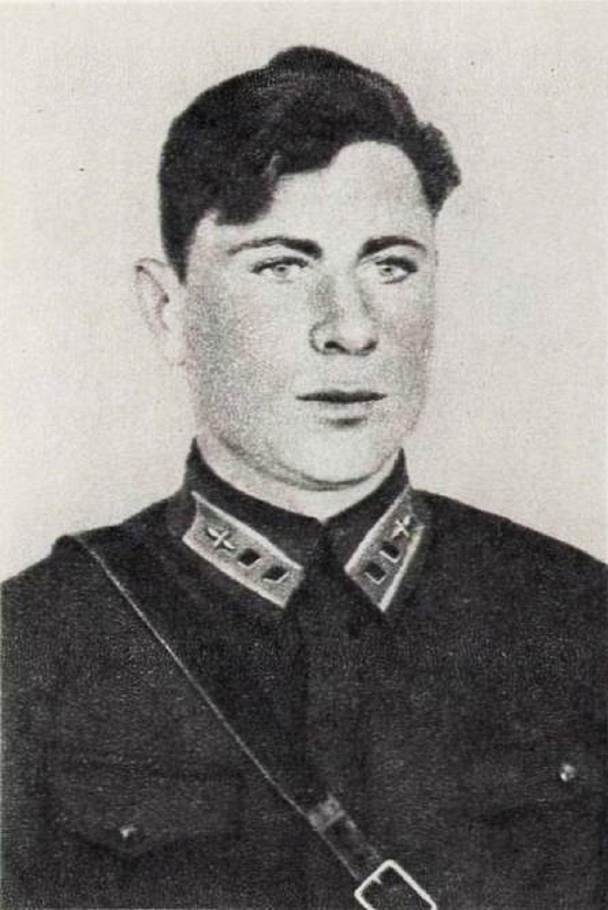 Mio caro fumetto... - Il pilota russo Alexei Frolovich Solomatin