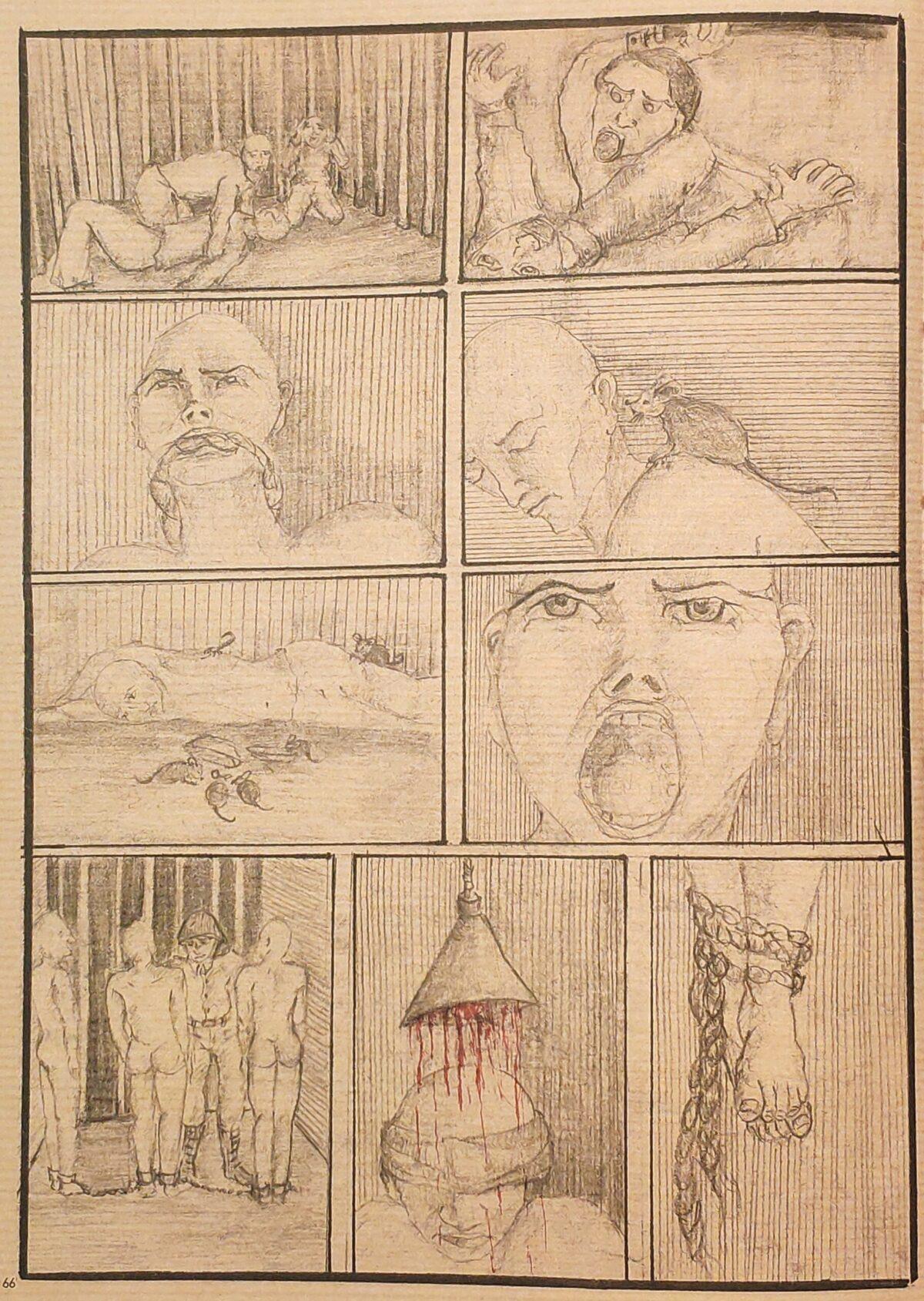Mio caro fumetto... - Le torture nella Prigione numero 5 di Diyarbakir