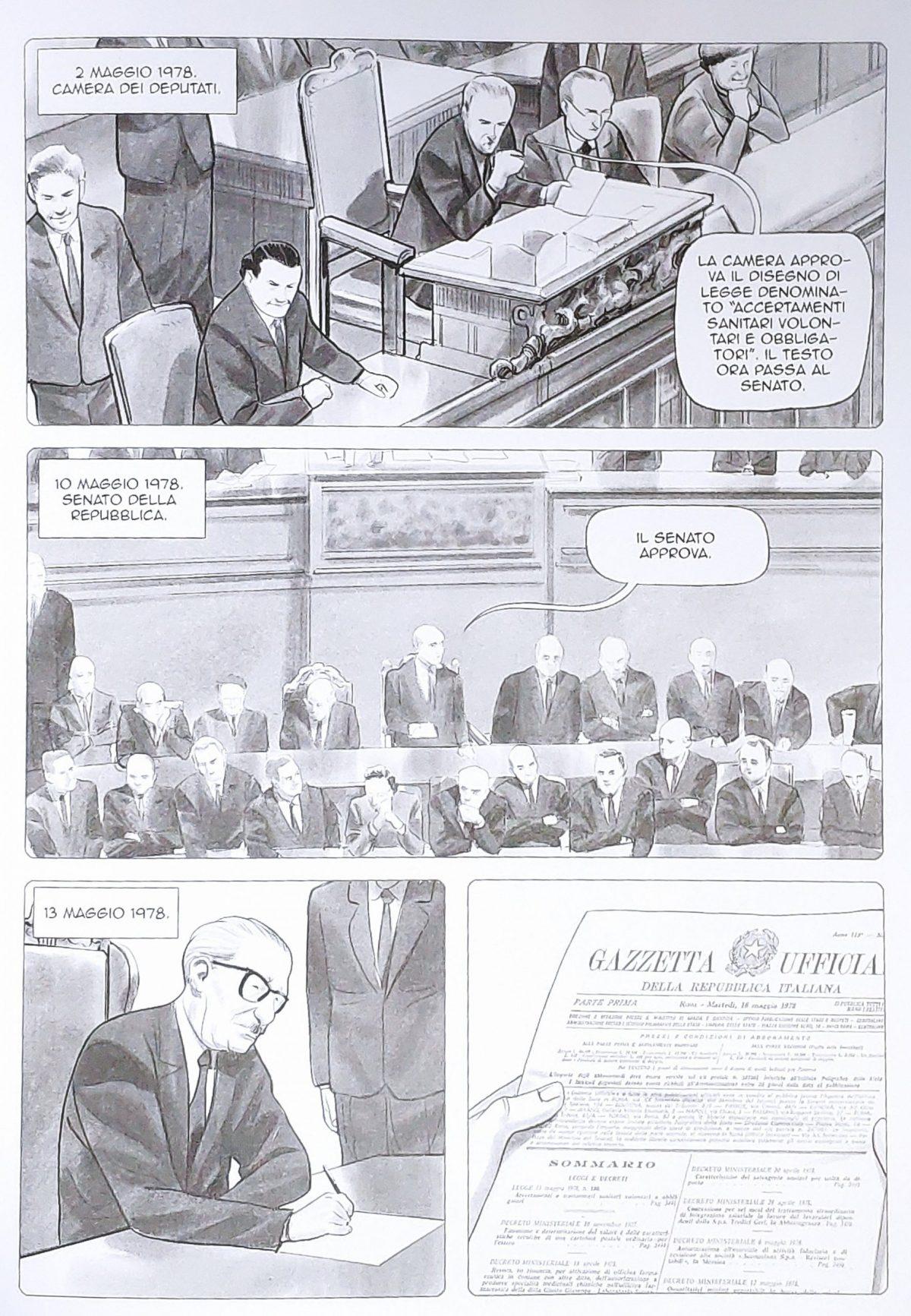 Mio caro fumetto... - L'iter di formazione della legge Basaglia