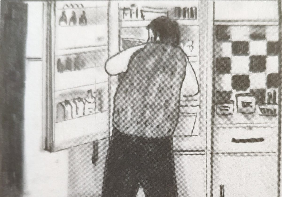 Mio caro fumetto... - Papà Karl in cucina