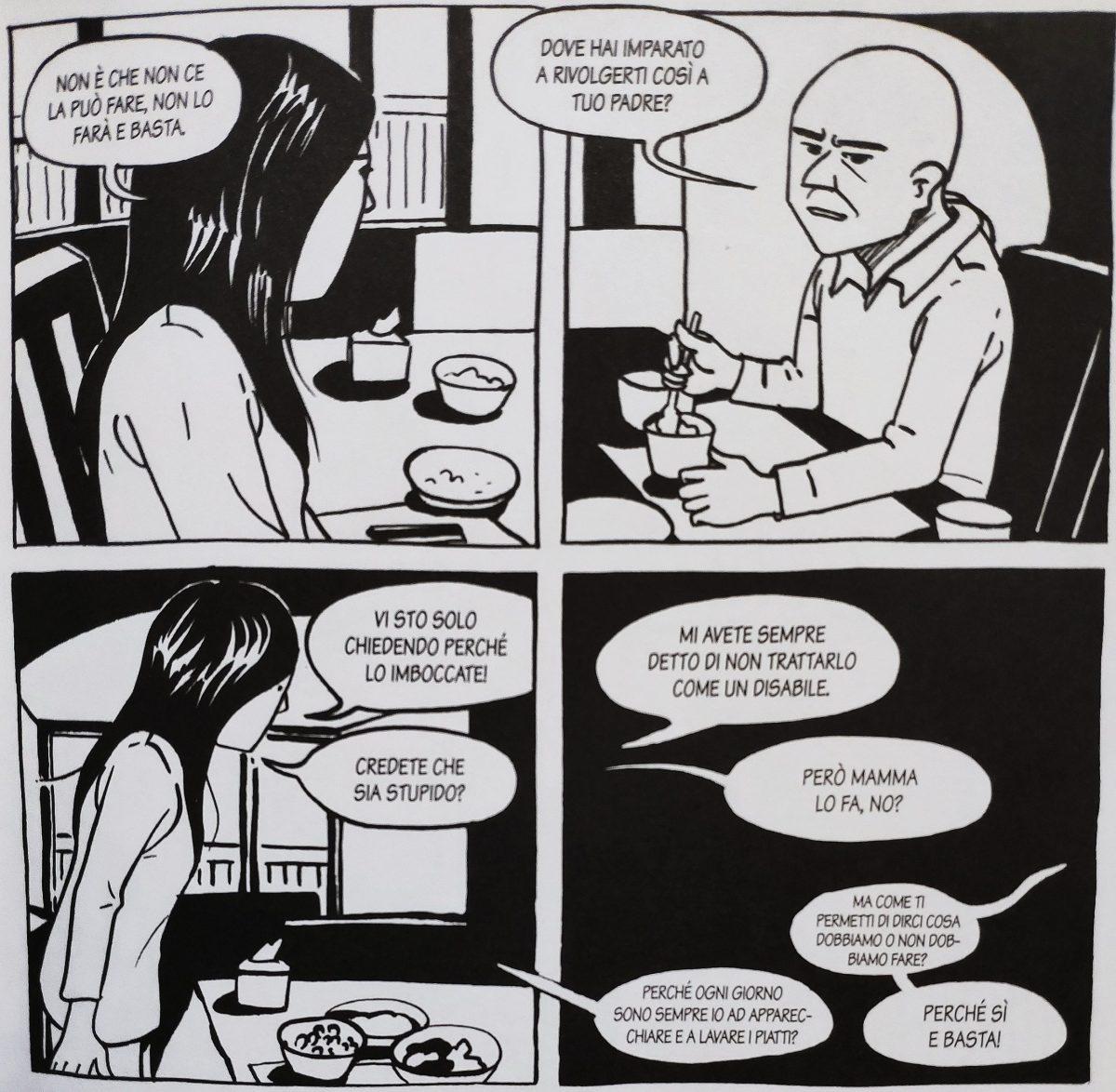 Mio caro fumetto... - Yunseon e i conflitti con i genitori